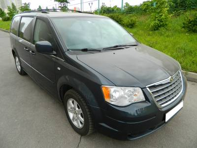 Chrysler Grand Voyager V