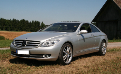 Mercedes-Benz CL-klasse (W216)